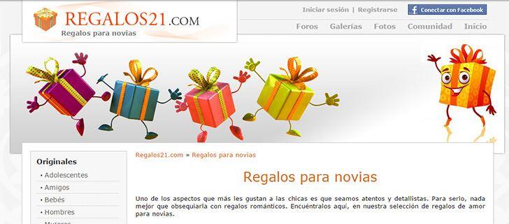 Regalos 21
