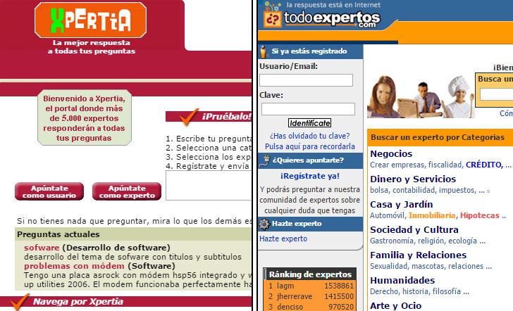 Xpertia y Todoexpertos 2007